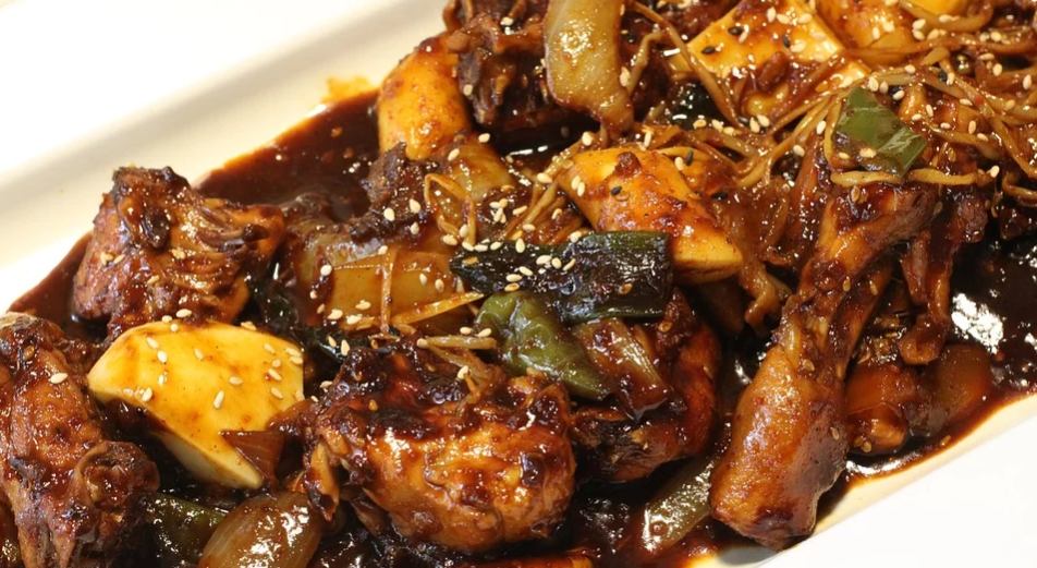 Stewed Shanghai chicken